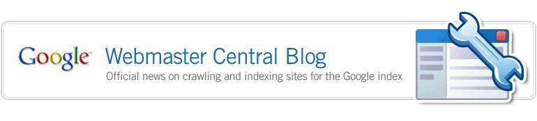 what does mr google want google webmaster blog logo What does Mr Google want exactly?